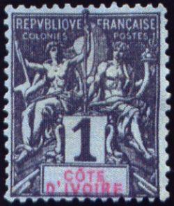 timbres de la cote d 39 ivoire ex colonie fran aise. Black Bedroom Furniture Sets. Home Design Ideas