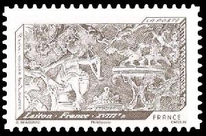 Impressions de relief, Laiton - France - XVIIIème siècle