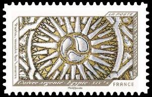 Impressions de relief, Cuivre argenté - Égypte - XIVème siècle