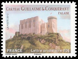 Château Guillaume le Conquérant à Falaise