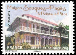 Maison Souques-Pagès à Pointe-a-Pitre