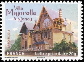 Villa Majorelle à Nancy