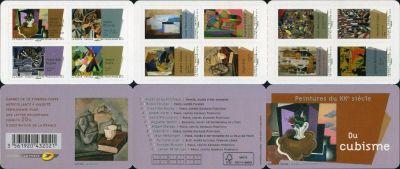 Peintures du XXème siècle - Du Cubisme,