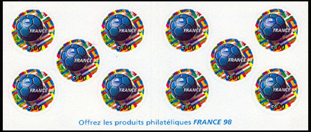 France 98 coupe du monde de football