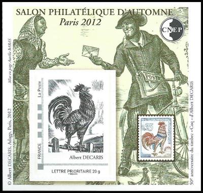 Salon philatélique d'Automne 2012'