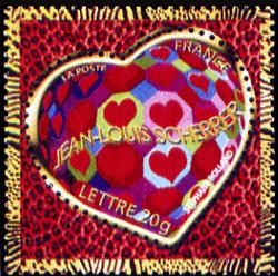 Saint Valentin Coeur 2006