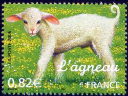 L'agneau/
