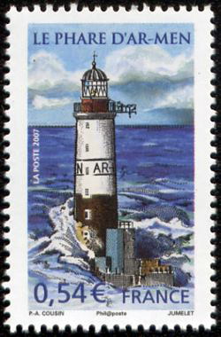 Le phare d'Ar-men