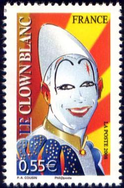 Le cirque (le clown)