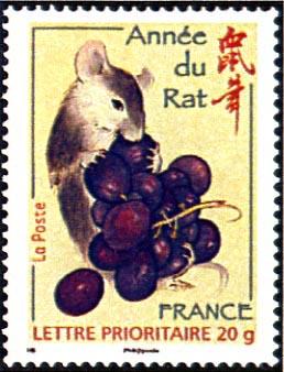 Année lunaire chinoise du Rat
