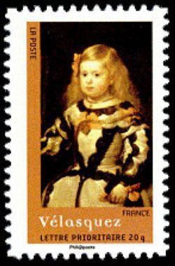 « L'Infante Marie Marguerite » du peintre Diego Valasquez (1599-1660)