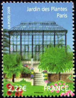 Jardin des plantes salon du timbre et de l 39 crit 2010 for Salon du timbre 2017