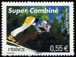 Championnats du Monde de ski alpin à Val d'Isère, Super combiné