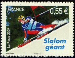 Championnats du Monde de ski alpin à Val d'Isère, Le Slalom géant