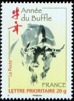 Nouvel an chinois : l'année du buffle