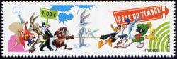 Fete du timbre, Les Looney Tunes