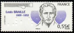 Lueur d'espoir (Louis Braille 1809-1852)