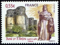 René 1er d'Anjou 1409-1480 Dernier prince d'Anjou