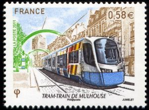 Le tram-train Mulhouse Vallée de la Thur
