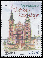 Copenhague ( Château de Rosenborg )