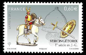 Soldats de plomb - Vercingétorix 1er siècle avant J.C.