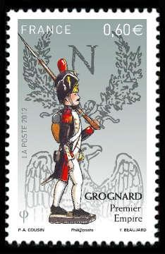 Soldats de plomb - Grognard premier empire