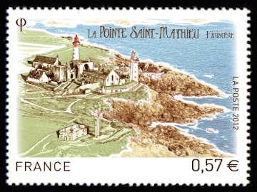 La pointe de saint-Mathieu (Finistère)