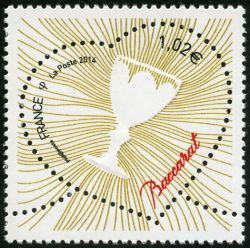 Coeur de Baccarat «Lustre Zénith»