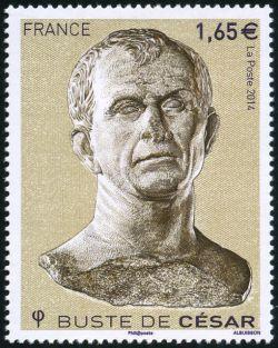 Buste de César