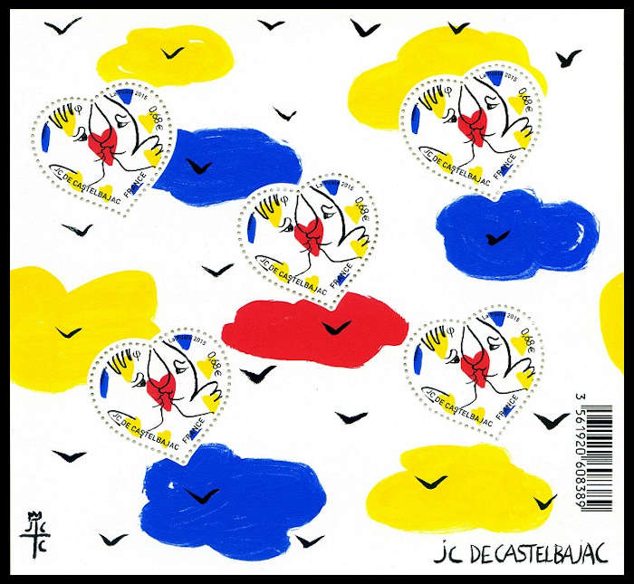 Coeur 2015 Jean-Charles de Castelbajac