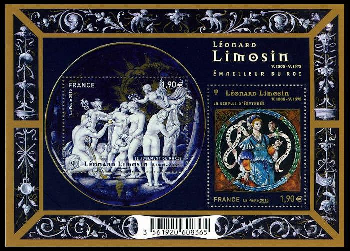 Léonard Limosin émailleur du roi