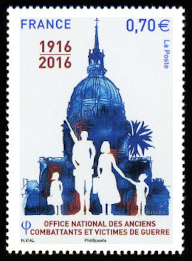Office national des anciens combattants timbre n 5113 - Office nationale des anciens combattants ...