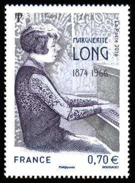 Marguerite Long (1874-1966)