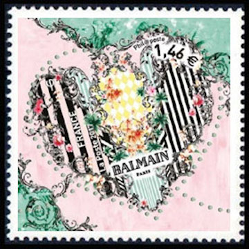 Coeur Balmain « jolie madame »