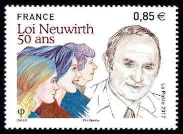 Loi Neuwirth 50 ans