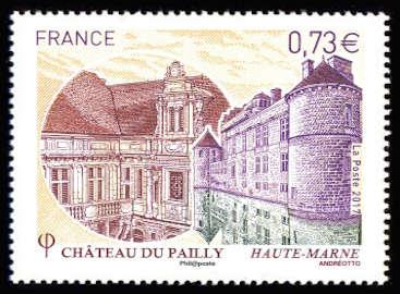 Château du Pailly (Haute Marne)