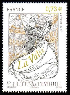 Fête du timbre, La Valse