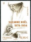timbre N° 5203, Suzanne Noël (1878-1954)