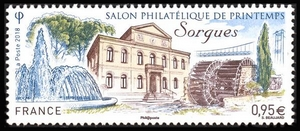 Salon philatélique de printemps - Sorgues