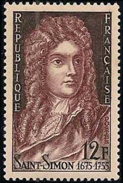 Bicentenaire de la mort de Louis de Rouvroy duc de Saint Simon