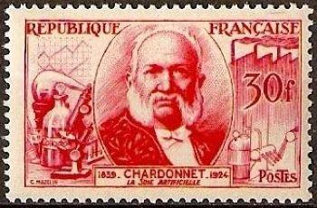 Louis Marie Hilaire Bernigaud de Grange, comte de Chardonnet (soie artificielle)