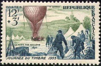 Journée du timbre et 85èm anniversaire de la poste aérienne