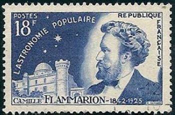 amille Flammarion (1842-1925) et observatoire de Juvisy