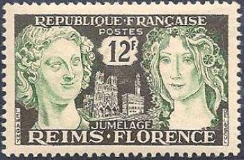Jumelage Reims-Florence