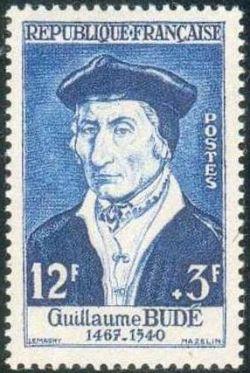Guillaume Budé (1467-1540) humaniste