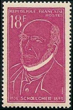 Victor Schoelcher (1804-1893) journaliste et homme politique français