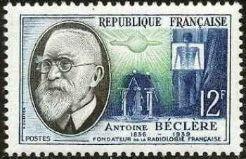Antoine Béclère (1856-1939) fondateur de la radiologie