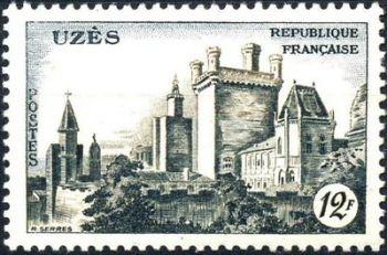 Chateau d'Uzès
