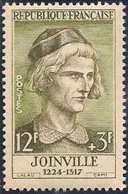 Jean de Joinville (1224-1317) chroniqueur français