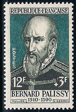 Bernard Palissy (1510-1590) potier, émailleur, peintre